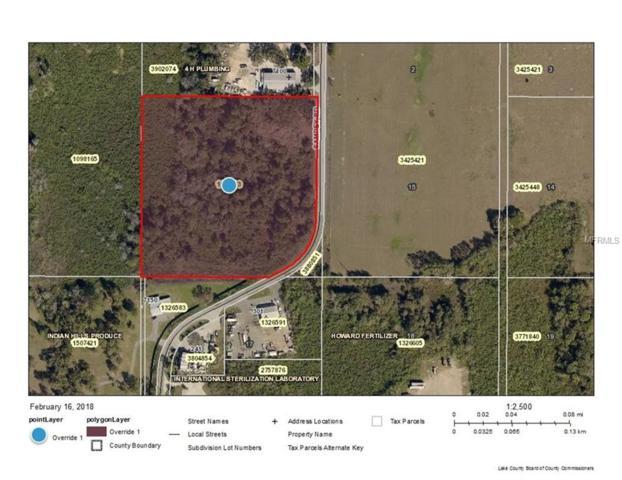 Sampey Road, Groveland, FL 34736 (MLS #O5563200) :: Griffin Group