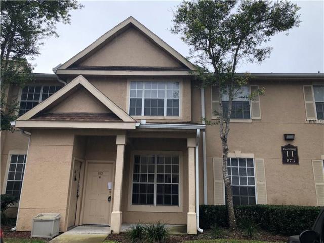 873 Grand Regency Pointe #201, Altamonte Springs, FL 32714 (MLS #O5563236) :: KELLER WILLIAMS CLASSIC VI
