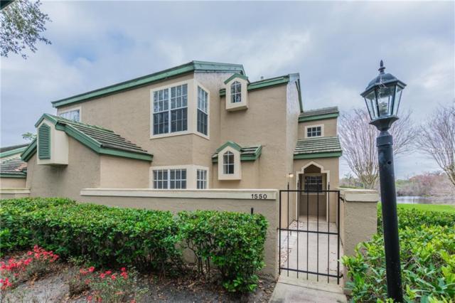 1550 Farrindon Circle #1550, Lake Mary, FL 32746 (MLS #O5563334) :: Mid-Florida Realty Team
