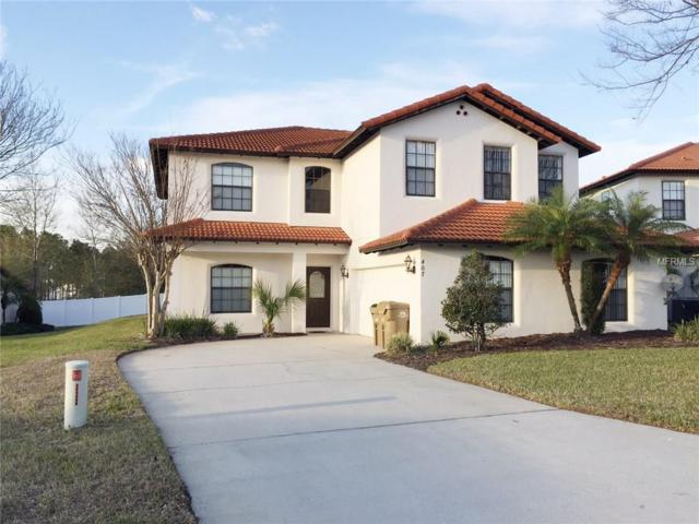 407 Summer Place Loop, Clermont, FL 34714 (MLS #O5563440) :: KELLER WILLIAMS CLASSIC VI