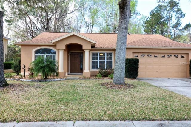 304 Little Springs Lane, Longwood, FL 32750 (MLS #O5563442) :: KELLER WILLIAMS CLASSIC VI