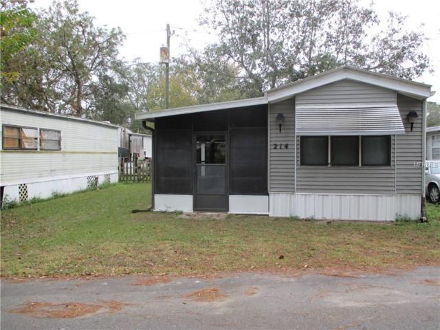3000 Clarcona Road #214, Apopka, FL 32703 (MLS #O5563488) :: KELLER WILLIAMS CLASSIC VI