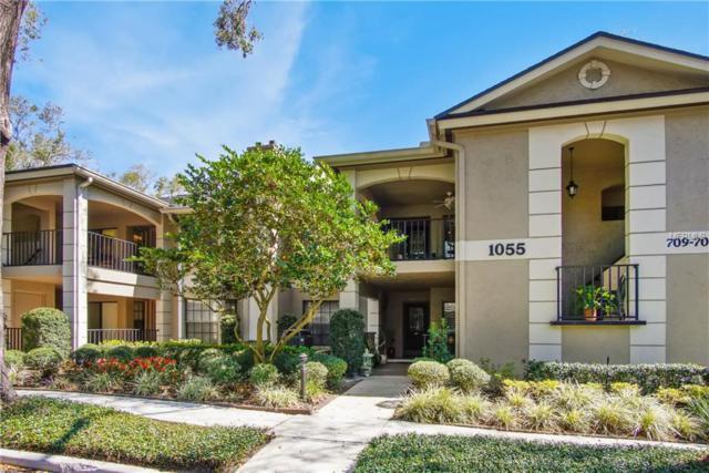 1055 Kensington Park Drive #709, Altamonte Springs, FL 32714 (MLS #O5563553) :: KELLER WILLIAMS CLASSIC VI