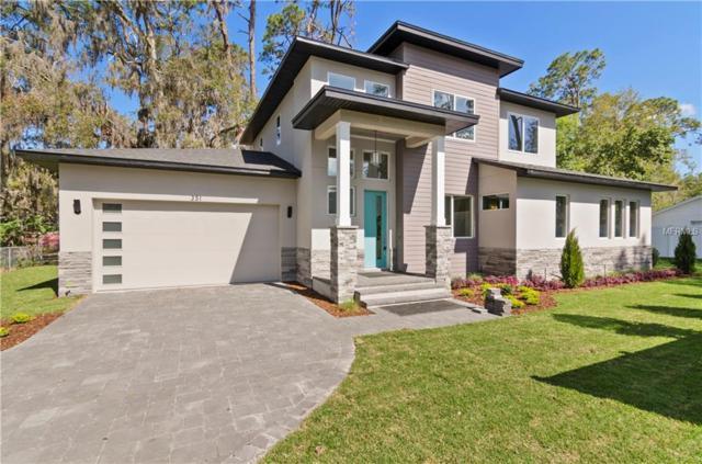 351 Sandspur Road, Maitland, FL 32751 (MLS #O5563575) :: Griffin Group