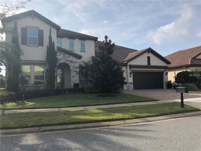 8630 Brixford Street, Orlando, FL 32836 (MLS #O5563697) :: G World Properties