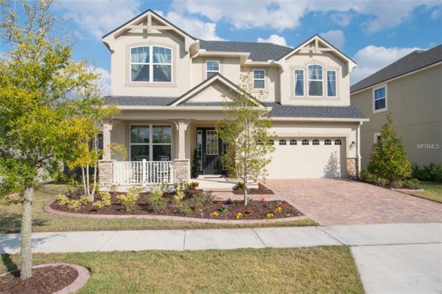 8601 Dufferin Lane, Orlando, FL 32832 (MLS #O5563828) :: The Light Team