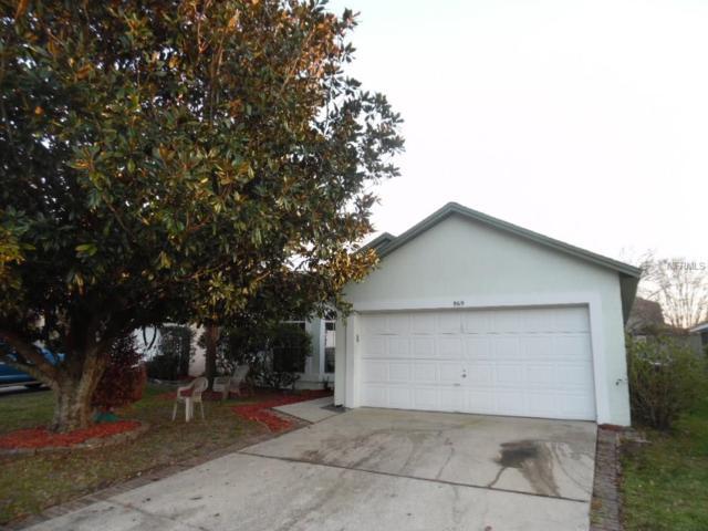 869 Ferry Landing Lane, Orlando, FL 32828 (MLS #O5563848) :: Dalton Wade Real Estate Group