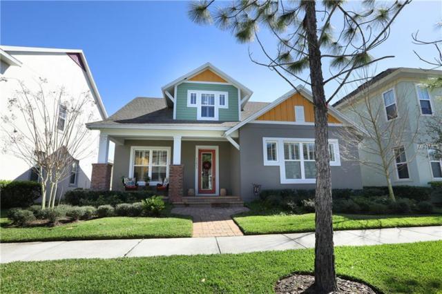 13873 Eliot Avenue, Orlando, FL 32827 (MLS #O5564389) :: The Light Team