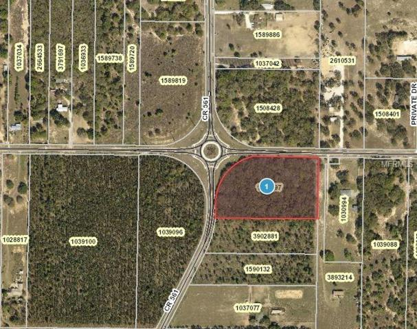 County Road 561, Clermont, FL 34711 (MLS #O5564607) :: Griffin Group