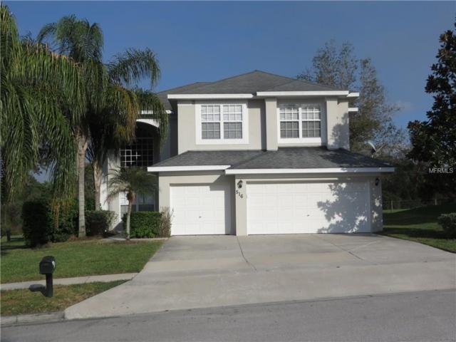 516 Wekiva Crest Drive, Apopka, FL 32712 (MLS #O5564728) :: The Lockhart Team