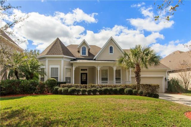 8309 Bowden Way, Windermere, FL 34786 (MLS #O5564853) :: The Light Team