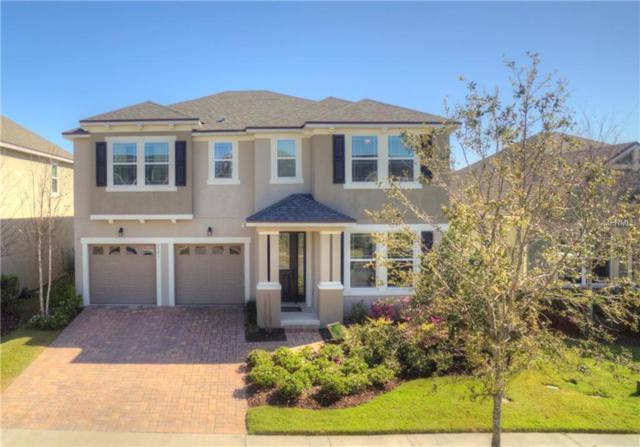 8581 Tallfield Avenue, Orlando, FL 32832 (MLS #O5566466) :: The Light Team