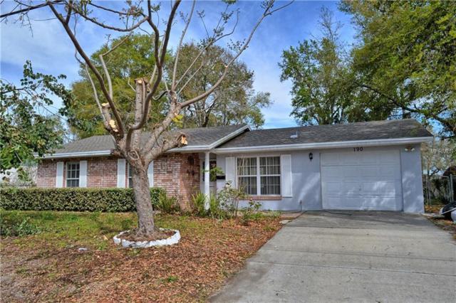 190 Fort Smith Boulevard, Deltona, FL 32738 (MLS #O5567067) :: Griffin Group