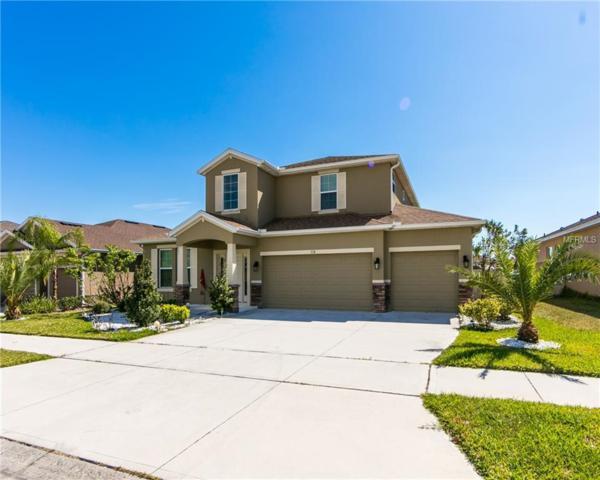 714 Lake Douglas Drive, Groveland, FL 34736 (MLS #O5567253) :: Jeff Borham & Associates at Keller Williams Realty