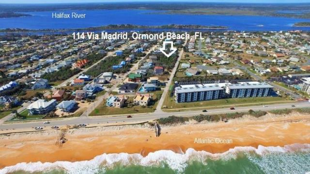 114 Via Madrid Drive, Ormond Beach, FL 32176 (MLS #O5567798) :: The Duncan Duo Team
