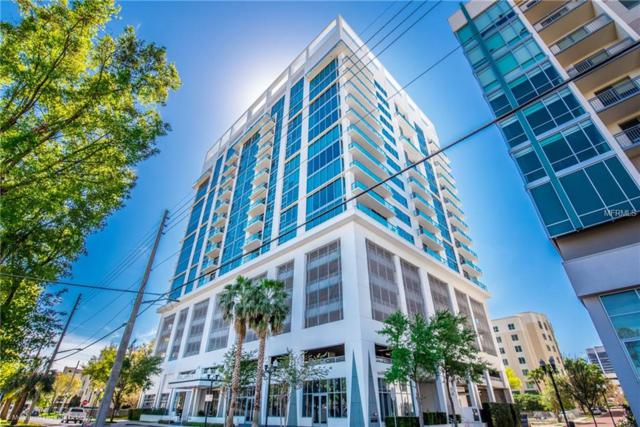 260 S Osceola Avenue #1508, Orlando, FL 32801 (MLS #O5567989) :: The Duncan Duo Team