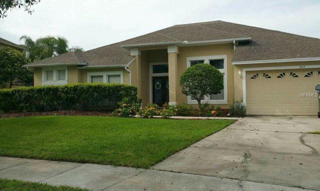 407 Rockafellow Way, Orlando, FL 32828 (MLS #O5568021) :: GO Realty