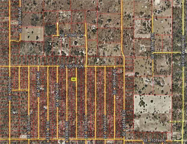 SE 133RD LOT 6 Terrace, Dunnellon, FL 34431 (MLS #O5568916) :: Griffin Group