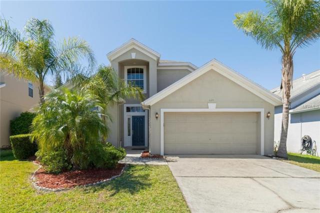 635 Tuten Trail, Orlando, FL 32828 (MLS #O5569062) :: GO Realty