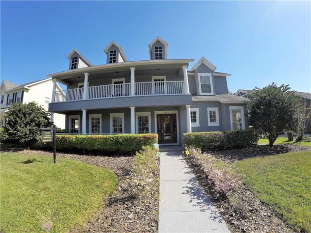 4019 Avalon Park East Boulevard, Orlando, FL 32828 (MLS #O5569094) :: GO Realty