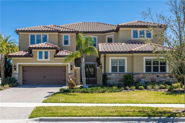 11657 Savona Way, Orlando, FL 32827 (MLS #O5569201) :: GO Realty