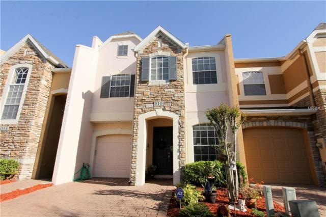 510 Terrace Spring Drive, Orlando, FL 32828 (MLS #O5569205) :: GO Realty