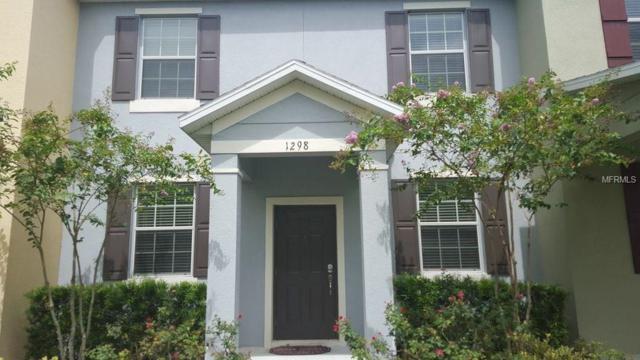 1298 Saybrooke Place, Apopka, FL 32703 (MLS #O5569292) :: GO Realty
