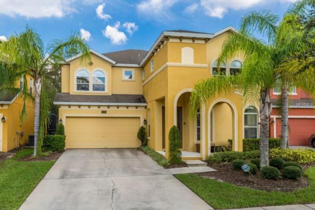 221 Las Fuentes Drive, Kissimmee, FL 34746 (MLS #O5569567) :: The Duncan Duo Team
