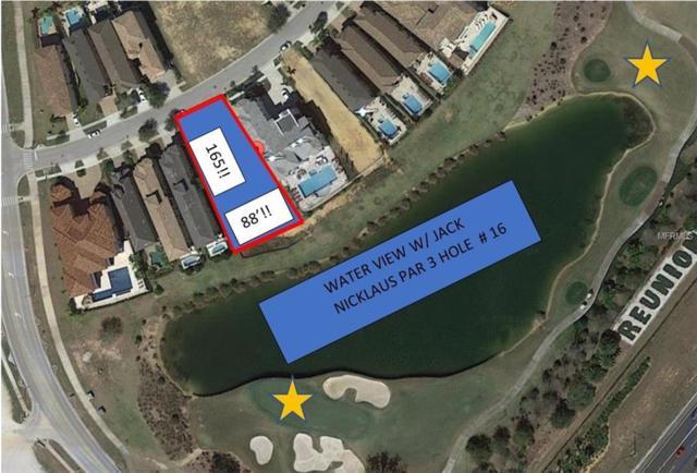 945 Golden Bear Drive, Reunion, FL 34747 (MLS #O5570245) :: Godwin Realty Group