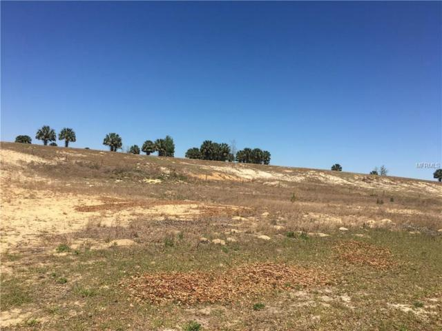 Lot 110 Bear Den Drive, Eustis, FL 32736 (MLS #O5570595) :: G World Properties