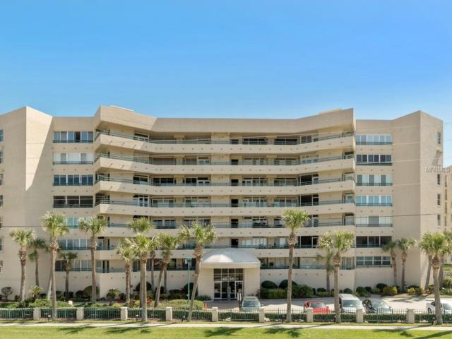 4535 S Atlantic Avenue #2603, Ponce Inlet, FL 32127 (MLS #O5571261) :: The Duncan Duo Team