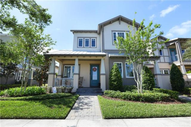 8144 Tavistock Lakes Boulevard, Orlando, FL 32827 (MLS #O5571838) :: Griffin Group