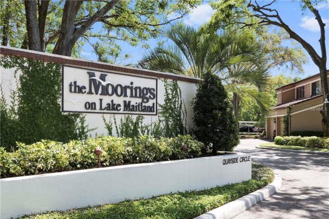 202 Quayside Circle #204, Maitland, FL 32751 (MLS #O5571994) :: Team Bohannon Keller Williams, Tampa Properties