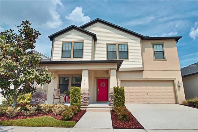 6813 Habitat Drive, Harmony, FL 34773 (MLS #O5572317) :: Godwin Realty Group