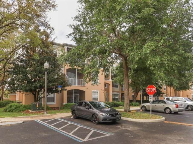 6166 Stevenson Drive #302, Orlando, FL 32835 (MLS #O5572408) :: Bustamante Real Estate
