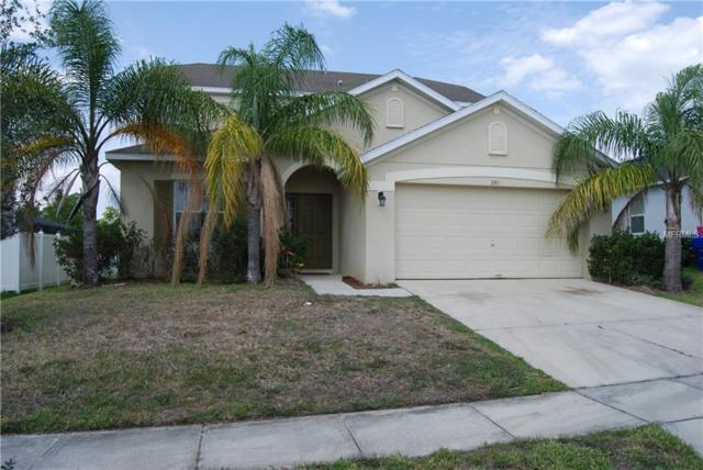 2910 Boating Boulevard, Kissimmee, FL 34746 (MLS #O5573196) :: RE/MAX Realtec Group