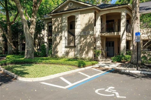 1076 Kensington Park Drive #205, Altamonte Springs, FL 32714 (MLS #O5573309) :: The Duncan Duo Team