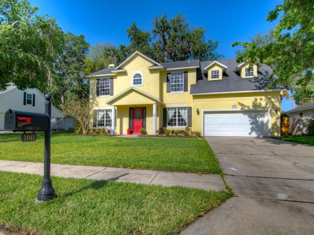 1041 N Division Street, Oviedo, FL 32765 (MLS #O5573694) :: The Duncan Duo Team