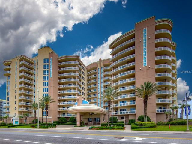 1925 S Atlantic Avenue #410, Daytona Beach Shores, FL 32118 (MLS #O5700215) :: The Duncan Duo Team