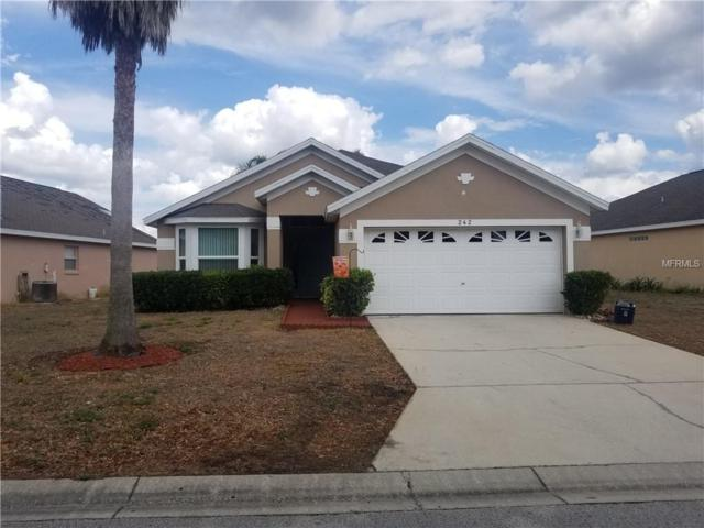 Address Not Published, Davenport, FL 33837 (MLS #O5700500) :: The Duncan Duo Team