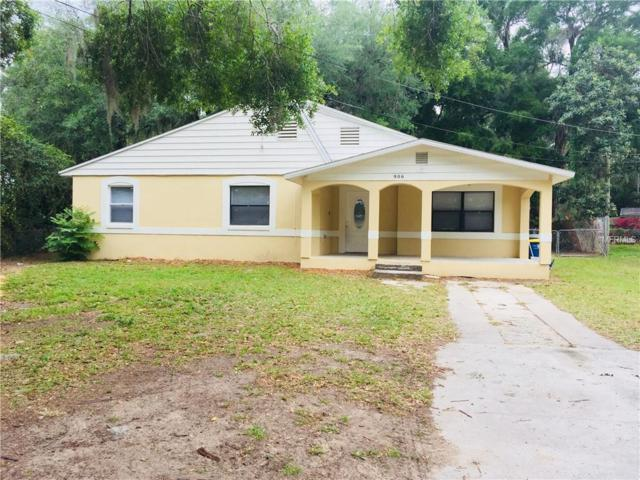 906 S Lakeview Avenue, Bartow, FL 33830 (MLS #O5700628) :: Dalton Wade Real Estate Group