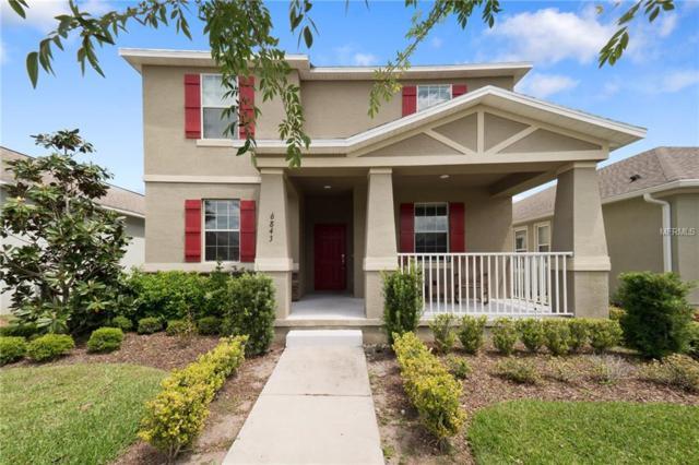 6843 Goldflower Avenue, Harmony, FL 34773 (MLS #O5700817) :: Godwin Realty Group