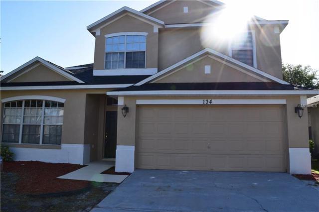 134 Stone Gable Circle, Winter Springs, FL 32708 (MLS #O5701217) :: The Brenda Wade Team