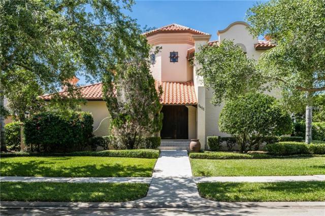 8425 Lake Burden Circle, Windermere, FL 34786 (MLS #O5701366) :: G World Properties
