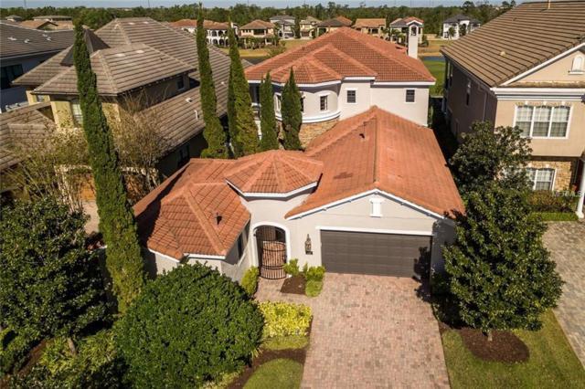 315 Muirfield Loop, Reunion, FL 34747 (MLS #O5701463) :: G World Properties