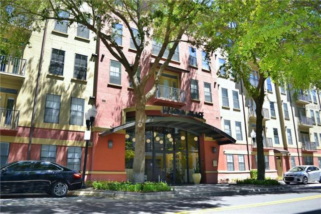911 N Orange #551, Orlando, FL 32801 (MLS #O5701916) :: G World Properties