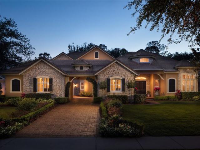 6136 Blakeford Drive, Windermere, FL 34786 (MLS #O5701942) :: StoneBridge Real Estate Group