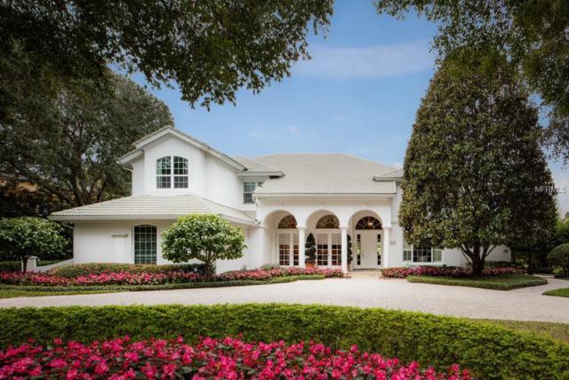 5103 Latrobe Drive, Windermere, FL 34786 (MLS #O5702013) :: StoneBridge Real Estate Group