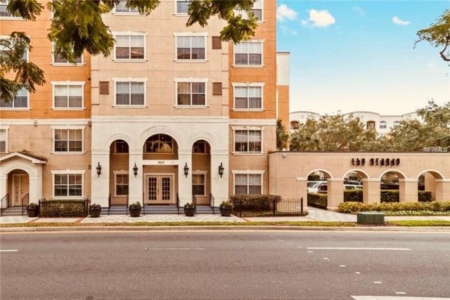 206 E South Street #4018, Orlando, FL 32801 (MLS #O5702021) :: StoneBridge Real Estate Group
