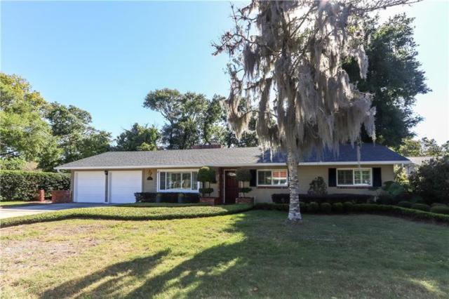 2004 Howard Drive, Winter Park, FL 32789 (MLS #O5702093) :: G World Properties